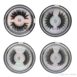 $enCountryForm.capitalKeyWord Australia - Mink Lashes 3D Silk Protein Mink False Eyelashes Soft Natural Thick Fake Eyelashes Eye Lashes Extension Makeup Lashes