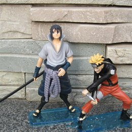 Top children Toys online shopping - Naruto Anime Figures Uchi Pozo Action Figure Per Set Figma Cm Top Quality For Children Kids Collection Famous qx D1