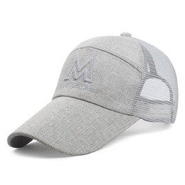 $enCountryForm.capitalKeyWord UK - Men's hat manufacturers wholesale spring and summer casual sports fashion wild sun hat sunscreen breathable baseball net cap