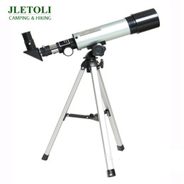 bird telescopes Canada - JLETOLI 90X Beginner Professional Monocular Astronomical Telescope With Tripod Hunting Camping Bird Mirror Toys for Children