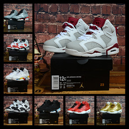 Girls hiGh top sneakers kids online shopping - Kids s Classic pure money basketball shoes girl men Women sneakers all white high top Sports Shoes Michael Sports