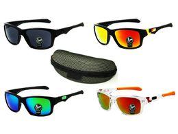 Wholesale Sun Glasses Box Australia - (WITH BOX) Fashion style men' s women's Sunglasses Bicycle Glass sun glasses sunglasses A+++sunglass Free Ship