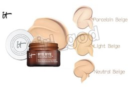 $enCountryForm.capitalKeyWord NZ - High quality Beauty Bye Bye Redness Makeup concealer foundation Natural Long-lasting Redness Neutrolizing correcting cream foundation