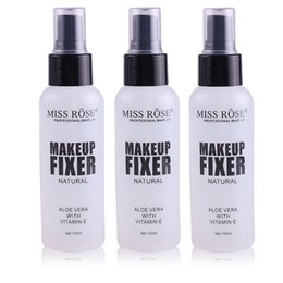 Free sand box online shopping - Free DHL Fixed Makeup Spray ml Sanding Bottle Single Color Box