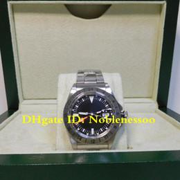 Vente en gros Steve McQueen 1655 Acier 40mm Edition 1979 R-GMT Ref.1972 Asie 2813 Mouvement Montres Automatique Hommes Luxe