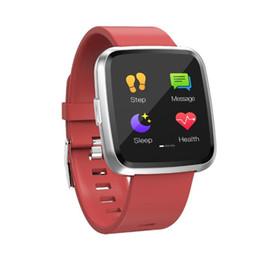 $enCountryForm.capitalKeyWord Australia - Y7P PK Y7 P68 Fashion smart wristband Watch Heart Rate Monitor Blood Pressure Waterproof Smart Bracelet Fitness Tracker For IOS