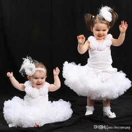 linen suit outfits 2019 - Cute Baby's Girls Tutu Skirt Suit Set Nylon Lace Clothing Cartoon Bow Dress Children's Kids Party Outfits Age
