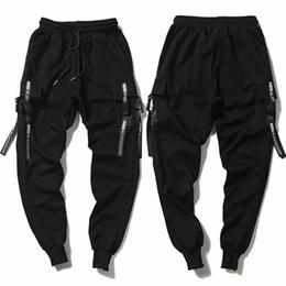 $enCountryForm.capitalKeyWord UK - tops Winter plus size 7xl 8XL mens cargo sweatpants casual hiphop elastic waist long trousers big jogger pants zippers