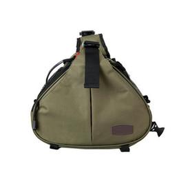 Camera Shoulder Strap UK - Outdoor Nylon Lightweight Wide Strap Storage Shoulder Bag Pouch for DSLR Camera New