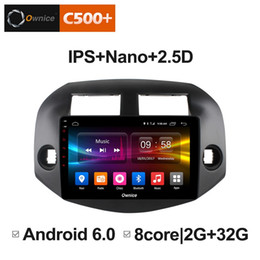 "android rav4 car gps 2019 - 10.1"" 2.5D Nano IPS Screen Android Octa Core 4G LTE Car Media Player With GPS RDS Radio Bluetooth For Toyota RAV4 2"