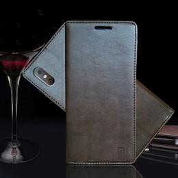 $enCountryForm.capitalKeyWord NZ - for Xiaomi Mi 8 Case Luxury Genuine Leather Flip Case for Xiaomi Mi 8 SE Magnetic Book Wallet Cover for Xaiomi mi8 Phone Coque