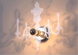 $enCountryForm.capitalKeyWord Australia - 5D wall sconce acrylic wall lamp modern lighting fixture transparent red black France design living room hotel bar candle shadow ligh