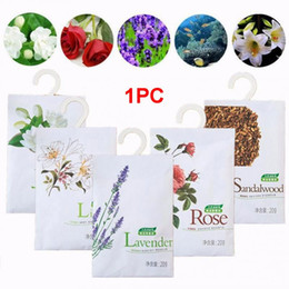 Scented Wardrobe Sachets Australia - Nature Flower Sachet Bags Fresh Air Plants Scented Home Fragrance Home Wardrobe Drawer Car Perfume Sachet Bags