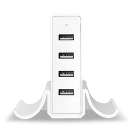 $enCountryForm.capitalKeyWord UK - Multi USB Wall Charger 5V 5A 4 Ports Wall Charger Adapter Fast Charging Power Adapter EU US UK plug