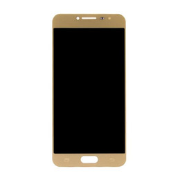 """Samsung Galaxy Lcd Screen Australia - 5.7"""" AMOLED LCD for SAMSUNG Galaxy C7 LCD Display C7000 Touch Screen Digitizer Replacement For Samsung C7 LCD"""