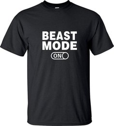 $enCountryForm.capitalKeyWord UK - Beast Mode on Design Bodybuilding English Alphabet Interesting Mens T Shirt