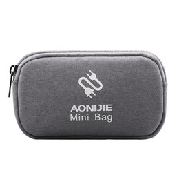 $enCountryForm.capitalKeyWord Australia - AONIJIE Outdoor Accessoire Gym Fitness Swimming Bags Data Line Storage Pack Mobile Hard Disk Charger U Disk Finishing Headset #510688