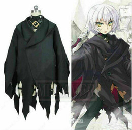 assassins costumes UK - Fate Apocrypha Assassin Jack the Ripper Cosplay Costume Uniforms Tailor made Any