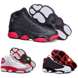 $enCountryForm.capitalKeyWord Australia - HOT 13 RETRO shoes mens He Got Game sports Chicago fashion luxury Athletic History of Flight 13s sneakers shoes shoes US7-12