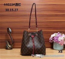 M Style Handbags Australia - 2019 styles Handbag Famous Name Fashion Leather Handbags Women Tote Shoulder Bags Lady Leather Handbags M Bags purse A1076