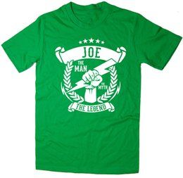 $enCountryForm.capitalKeyWord Australia - Joe - The Man, The Myth, The Legend T-Shirt - Christmas gift idea - 6 colours Funny free shipping Unisex Tshirt