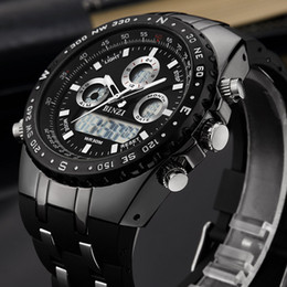 $enCountryForm.capitalKeyWord NZ - Top Selling Luxury Sport Wrist Watch Men's Military Waterproof Watches Fashion Silicone Led Digital Clocks Men Smart Wristwatch MX190716