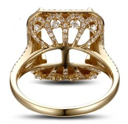 5534725b7344a Natural Diamond Rings Solid Gold Online Shopping | Natural Diamond ...