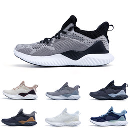 4ba7c6f52179a Discount alphabounce shoes - 2019 Alphabounce Beyond summer mesh breathe  Women Men Running sneaker Sport Shoes