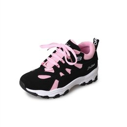 Wholesale Gym Casual Shoes Spring and Autumn New Kinds of Sports Shoes Female Korean Edition Student Hundred Sets of Leisure Women Running Shoes
