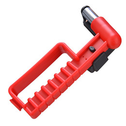 Discount break factory - Factory Price Direct Supply Car Bus Train Life-Saving Escape Hammer Emergency Window Break Hammer Tool Multi-functional