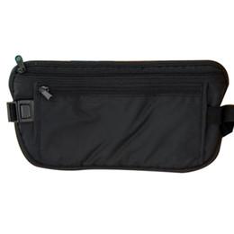 Discount money belt men - Fashion Women Men Waist Bum Bag Fanny Travel Holiday Waist Belt Handy Money Belt Pouch Wallet Pack Zipper Pocket Bolsa