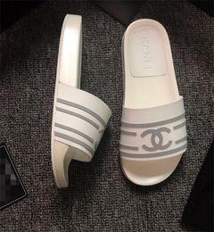 $enCountryForm.capitalKeyWord Australia - New Fashion Women's Casual sandals Leathe Beach shoes flip-flops sliipers Ladies peep toe sandals C87522