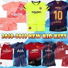 8c0dd62fd Messi football kits kids online shopping - 10 Messi Barcelona Soccer  Jerseys LUCAS Spurs jersey KANE
