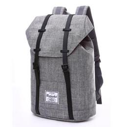 $enCountryForm.capitalKeyWord Australia - Wholesale- Famous Brand Bodaschel Backpack Women Men Travel Settlement Laptop Rucksack School Bags For Teenagers Double Shoulder
