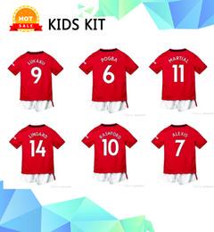 $enCountryForm.capitalKeyWord Australia - 19 20 #6 POGBA Kids Kit Soccer Jerseys 2019 Home Red ALEXIS Rashford children Soccer Shirt Away LUKAKU MARTIAL Football uniform