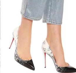 $enCountryForm.capitalKeyWord Australia - 2019 spring designer elegant white patent leather pointed head lady party evening dress 120mm high heels dress shoes wedding dress