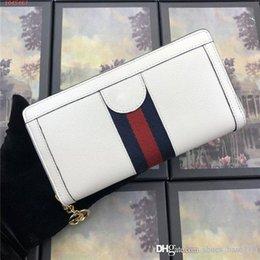$enCountryForm.capitalKeyWord NZ - Men and women fashion wallets women long leather wallet men large capacity black clutch Credit card Zero wallet