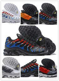 056b46c7344a7 2019 Mercurial Tn new Plus 2 Running shoes Chaussures Orange Men Shoes TNs  SE World Cup Shoe Sports Mens Trainers Sneakers 36-45