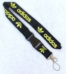 Chain For Phones Australia - New Design high quality fabric lanyard for cell phone key chain lanyards Hot