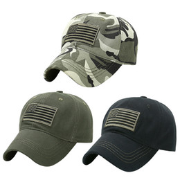 Special Forces Caps Australia - YOUYEDIAN Cotton Trucker Special Tactical Operator Forces USA Flag Patch Baseball Cap Snapback Adult Unisex Adjustable Cap