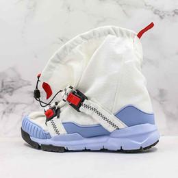$enCountryForm.capitalKeyWord Australia - (With Box )2019 Tom Sachs x Mars Yard sneakers sneakers socks hip hop street running shoes fashionable ultra-light breathable astronaut Mars
