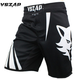mma fights shorts 2019 - Vszap Muay Thai Shorts Muay Thai Suit Both Men And Women Sports Pants Muay Thai Boxing Take Fight Boxing Mma Shorts T190