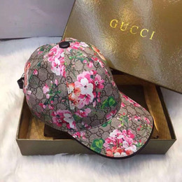 Cotton Print Material NZ - 77GG fashion multicolor large print material, spring and summer vitality breath baseball cap casual men and women fashion dazzle cool baseba