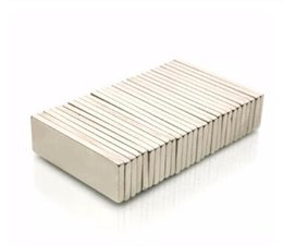 $enCountryForm.capitalKeyWord NZ - Magnet for vehicle decoration Strong Block Cuboid Neodymium Magnets 30x10x2 Rare Earth Neo Magnet N35 30mm x 10mm x 2mm
