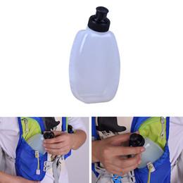 $enCountryForm.capitalKeyWord Australia - 250ml Plastic Travel Cycling Water Bottle Portable Sport Climbing Running Jogging Sports Water Bottle Tools for Waist Belt Bag