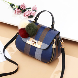Chinese  26 optional Classic Flap bag women's Plaid Chain bag Ladies luxury Handbag Fashion designer purse Shoulder Messenger bags new hot manufacturers