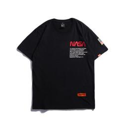 35d8545026f9 mens designer t shirts classic style sweatshirt fashion brand tee space  navigation tshirt many color availiable free shipping M-2XL hot sale
