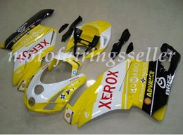 749 fairing bodywork NZ - 3 Gifts Injection Mold New ABS Motorcycle Fairings Kits Fit For Ducati 749 999 (2003 2004) 03 04 bodywork set Black Yellow White