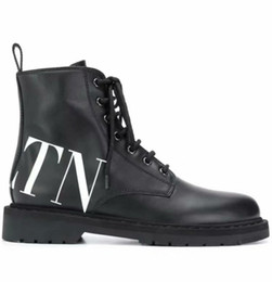 98cb50fb608c89 Nouvelle arrivée femmes noir véritable cuir lacets bottes, V marque  designer dames hiver robe courte chaussures 35-40 livraison gratuite