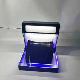 Wholesale Blue Lamp TPU PPF films Self-Healing testing Car paint protection film Water Repellent Performance Display Hydrophobic Test Machine MO-621